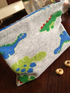 Dino Snack Bag